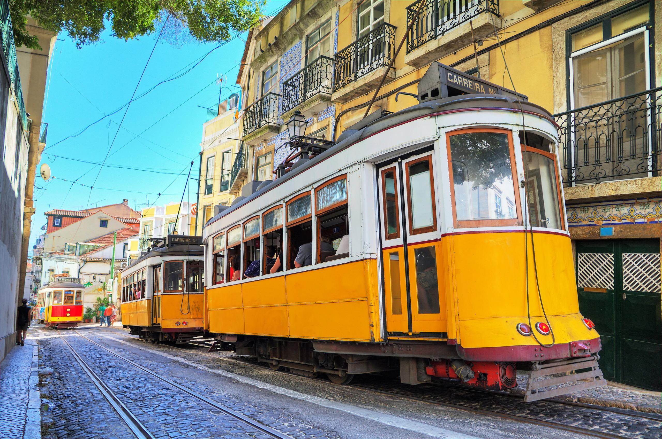 Schoolreis Lissabon