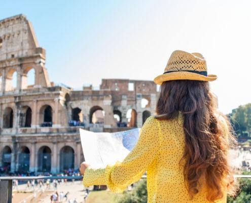 Groepsreis Rome